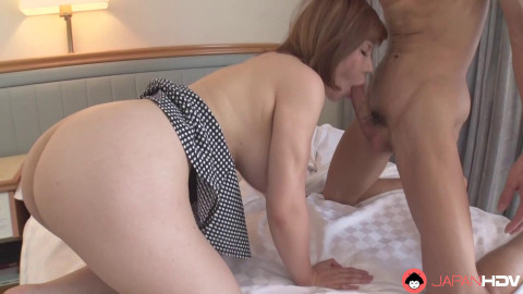 Rei Ayana - Her paramour escape to a hotel for an afternoon of sex (2021)