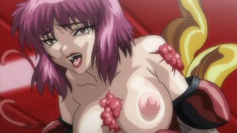 Taimanin Asagi  - Sexy Hentai