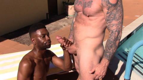 Smash My Hole (Scene 1) Rocco Steele Fucks Taye Scott