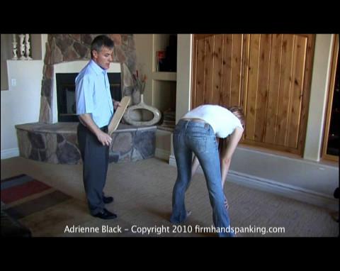 Spanking Punishment AB Part 3 - FHSpanking