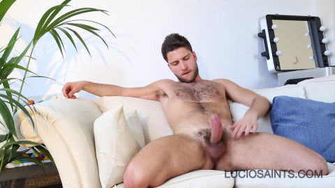 Lorenzo Rosso Jerks Off 1080p