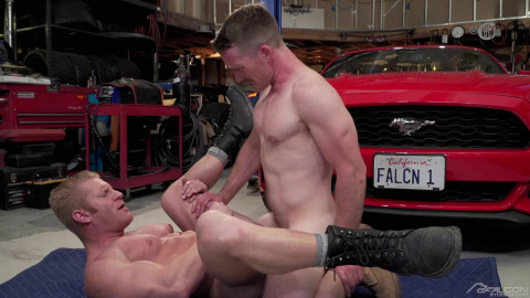 FalconStudios - Johnny V and Nate Stetson