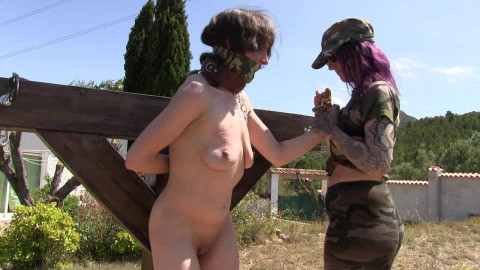 Little Red Girl - Kidnapped and Tit Tortured - Part 2