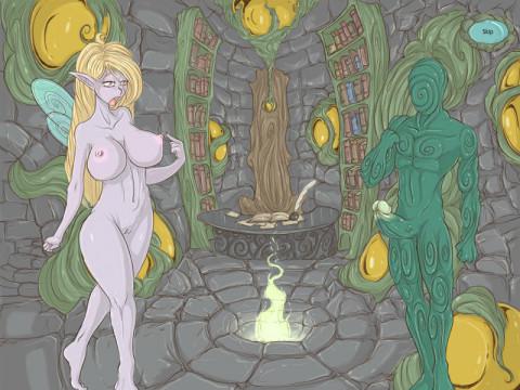 Elana Champion Of Lust Ver.1.4