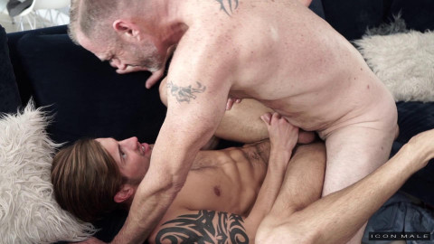 IconMale - Casey Everett and D.Arclyte