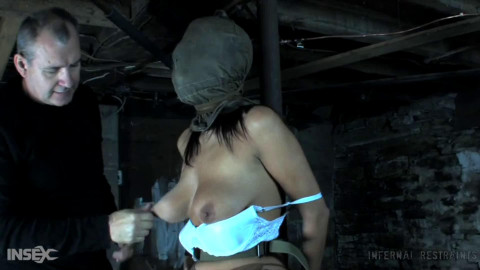 Bondage, domination and torment for 2 sexy doxies part 1 Full HD 1080p