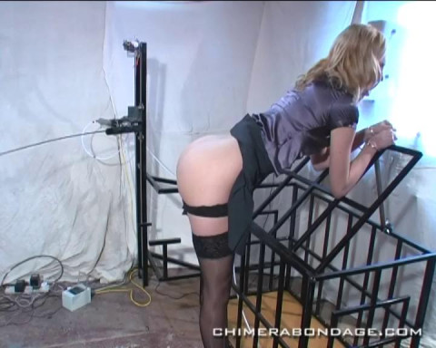 Ariel loves a good spanking, whipping or caning... (2013)