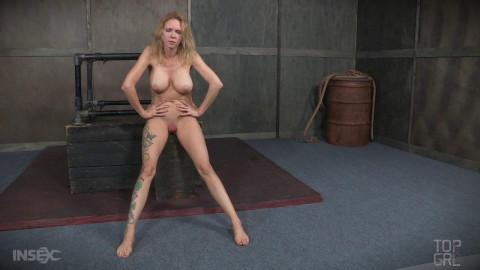 Fear Play: Rain DeGrey, London River - BDSM, Humiliation, Torture