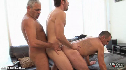 Older4Me - Nick Bay, Remo and Rocky Bear - Indecent Proposal