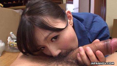 Nozomi Koizumi Blowjob