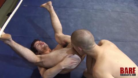 TXM - Competing For Hard Raw Schlong: Scott Davis, Lee Daniels Bareback