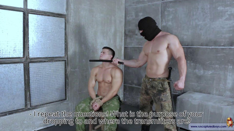 RusCapturedBoys - The Military Diversionist - Part I