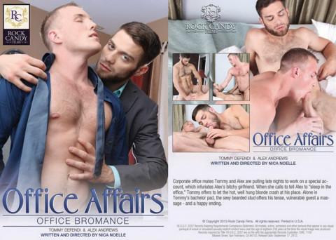 Office Affiars Sc.2 Office Bromance