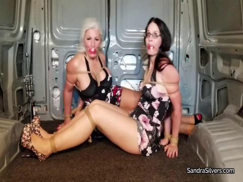 Sandra and Christina