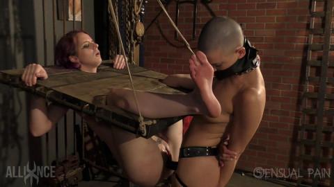 Jessica Kay - Hole Test For slave jess (2017)