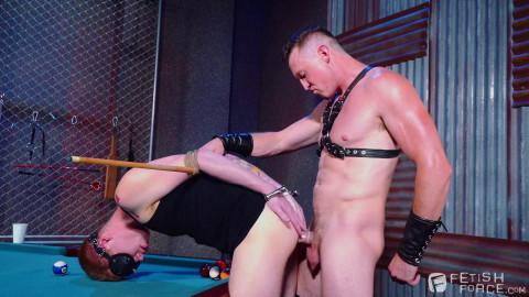 Fetish Bar, Scene #01 (Pierce Paris, Lain Kross)