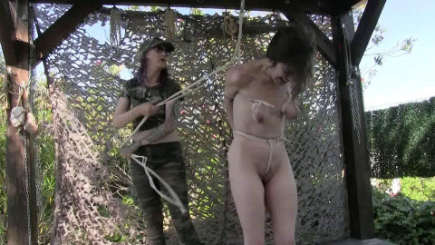 Little Red Girl - Kidnapped and Tit Tortured - Part 3