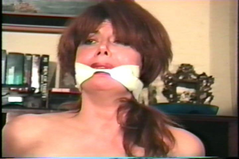 Bound and Gagged - Tori Sinclair part  5