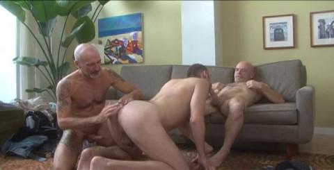 Pantheon Men - Real Men Part 18: City Of Men, No Twink Zone