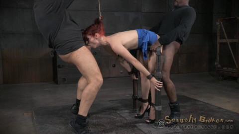 Bondage Deepthroat