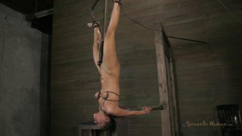Inverted Throat Boarding (Vicki Chase) SexuallyBroken