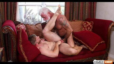 Scott Riley and Jake Marshall