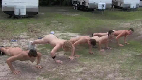 Ultra hard homosexual bdsm - Boot Camp