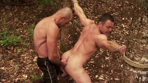 Bound and Beaten - Trey Walker and Billy Duro - Full HD 1080p