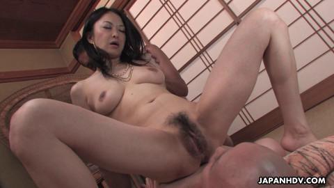 Sayoko machimura dominates over her subordinates