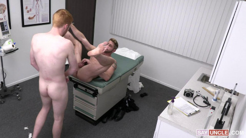 Libido Boost Treatment: Sebastian Hunt & Johnny Ford Bareback