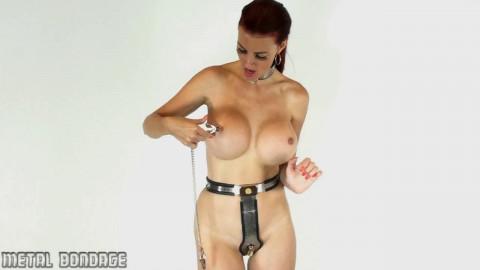 Extra sensitive teat clamping