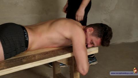 RusCapturedBoys - Escaped Convict Ilya - Part I