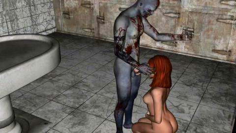 Zombie Fucks Part 1