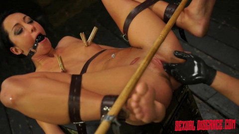 Sabrina Banks # 1 Dungeon Gangster (5 Nov 2015) Sexual Disgrace