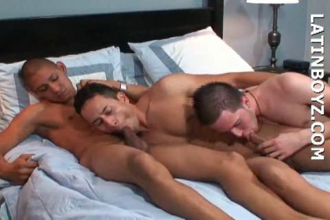 LatinBoyz Danny, Modesto and Abel