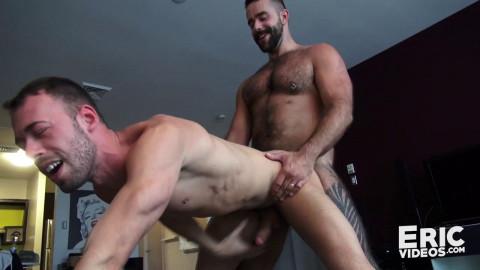 EV-Brandon Gets Grabbed By Teddy in a park
