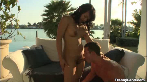 Trannyland - Rusty goes down to Chinatown - Rusty Stevens and Tgirl