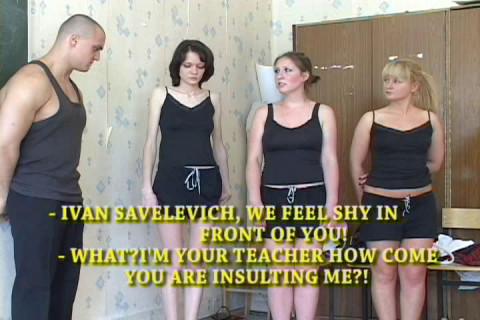 D.i.r. 28 Private Grammar School in Russia Part1