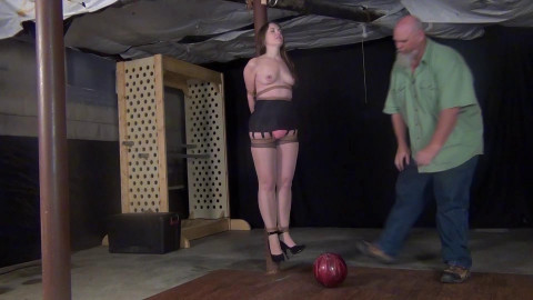 Rachel Adams: Playing with a Bowling Ball