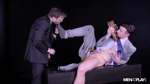 The Lewd Detective - Drew Dixon, Gabriel Clark
