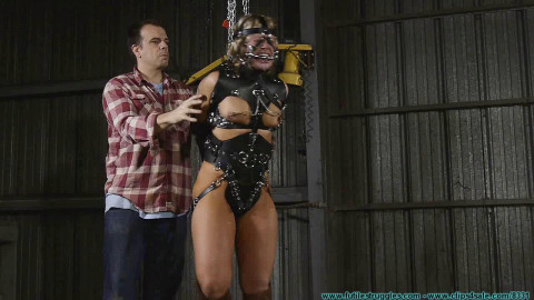 The Animal Rights Activist Turns His Attention Towards Adara - Scene 3 - HD 720p