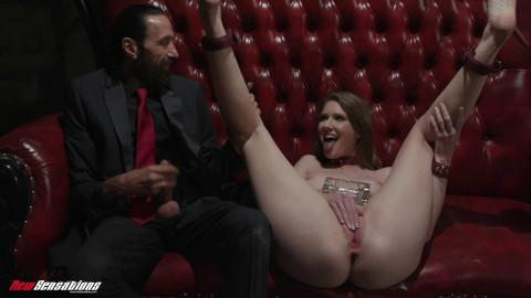 NewSensations - Ashley Lane Meets The Most Interesting Man
