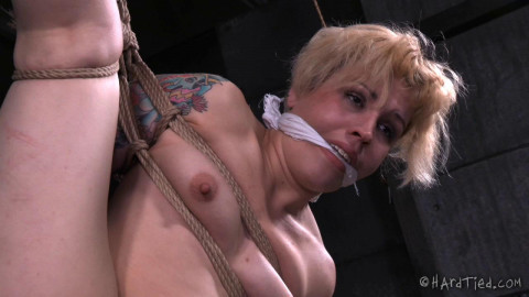 Essence of Pain - Elizabeth Thorn Jack Hammer - BDSM, Humiliation, Torture