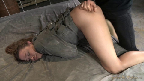 Ragdoll Fucked While Straightjacketed (18 Apr 2014) Sexually Broken