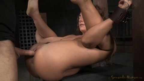 Epic Bondage Squirtfest!! Savannah Fox Roughly Fucked