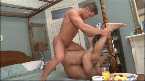 Amazing Anal With Muscle Men