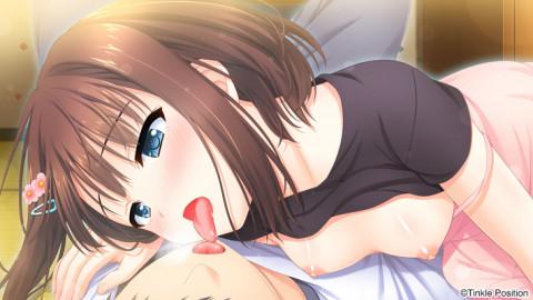 Onii-chan Kiss no Junbi wa Mada Desu ka Ecchi