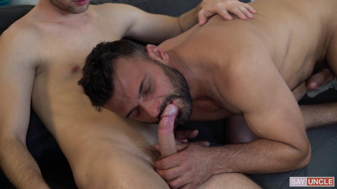 Stepdad Spots Me - Jeremy Spark and Benjamin Blue 1080p