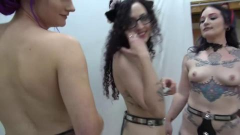 Bondage, domination and spanking for hawt sexy models