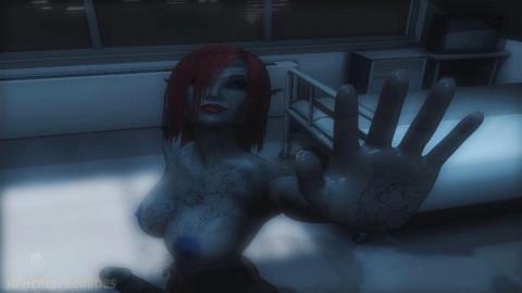 Nurse The Demonic Cock